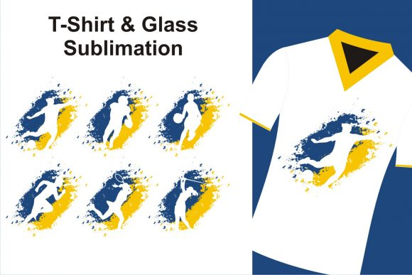 Print on Demand: Sport Creative Sublimation Graphic Illustrations By edywiyonopp