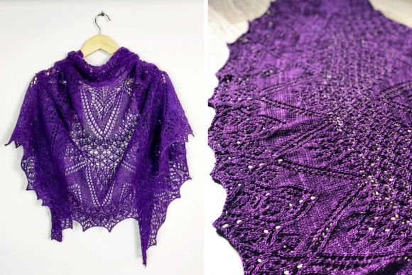Through the Witch's Garden (Knitting Pattern) Graphic