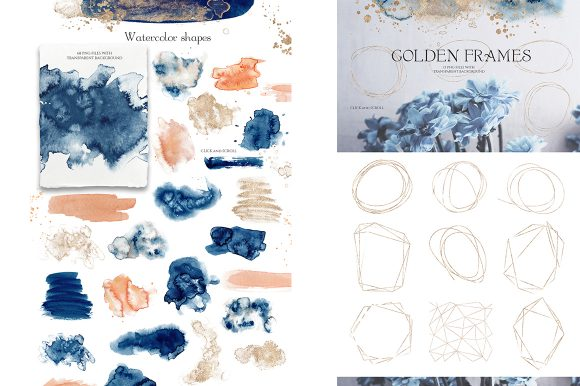 Underwater Watercolor Collection Graphic Illustrations By EvgeniiasArt - Image 7
