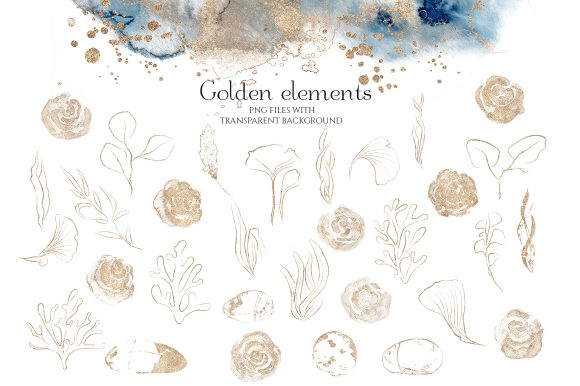 Underwater Watercolor Collection Graphic Illustrations By EvgeniiasArt - Image 8