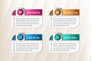 Print on Demand: Infographic Tunnel Rectangle Graphic Infographics By noory.shopper