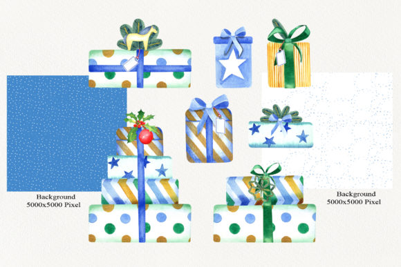 Christmas Cars Clipart Graphic Design