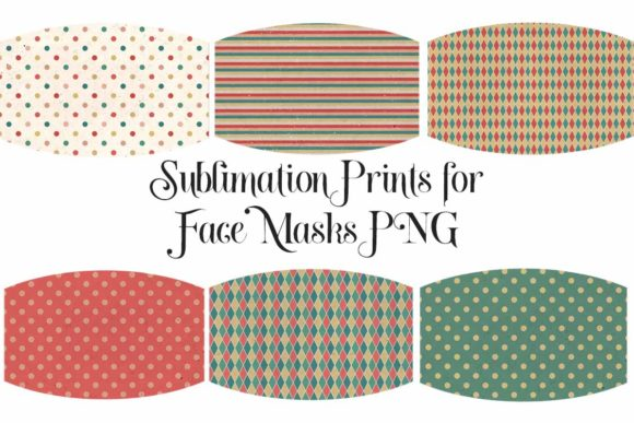 Fask Mask Sublimation Graphics Graphic Illustrations By Digital Honey Bee