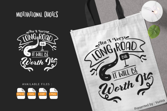 10 Hard Work Bundle | Lettering Quotes Graphic Download