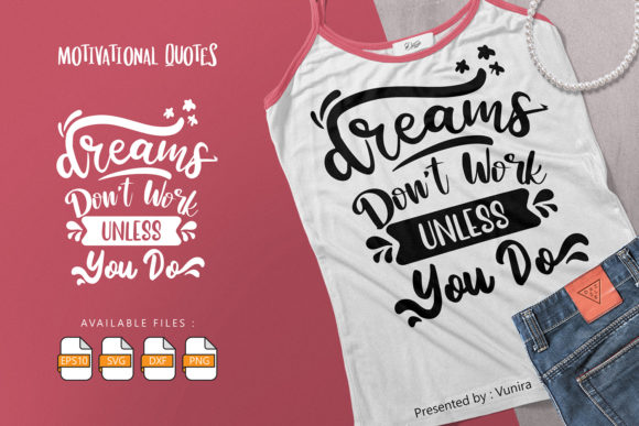 10 Hard Work Bundle | Lettering Quotes Graphic Preview