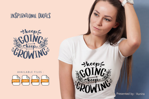 10 Inspirationa Bundle | Lettering Quote Graphic Preview