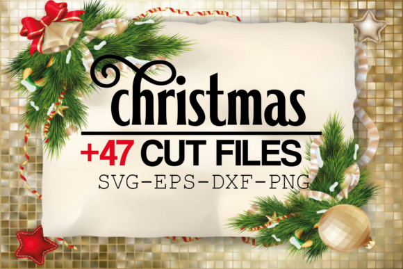 Christmas Bundle for Crafters  By Cute files