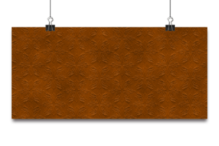 Close Up of Leather Background Texture Graphic Textures By Ju Design