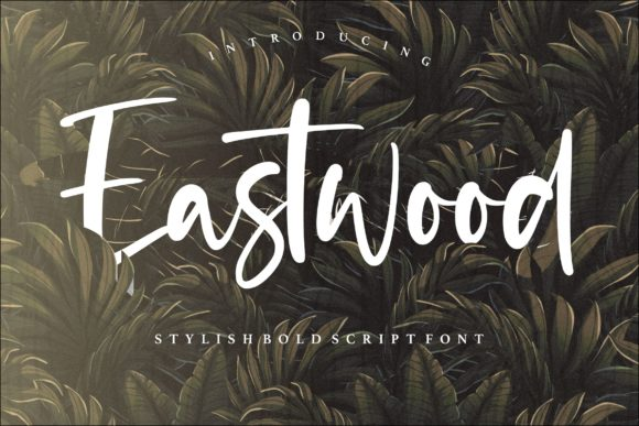 Print on Demand: Eastwood Script & Handwritten Font By Balpirick - Image 1