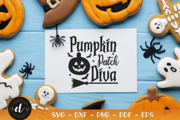 Halloween, Princess of the Patch Graphic