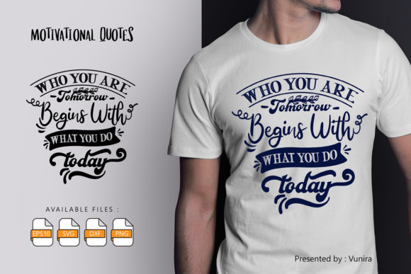 Hard Work | Lettering Quotes Graphic