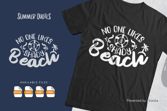 Summer | Lettering Quotes Graphic