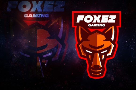Foxes E-Sport Logo Graphic Graphic Logos By remarena