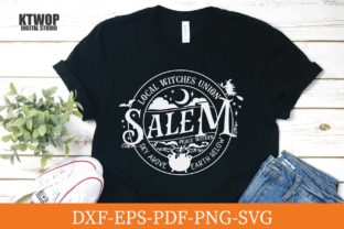 Print on Demand: Salem Broom Co Sign Graphic Crafts By KtwoP
