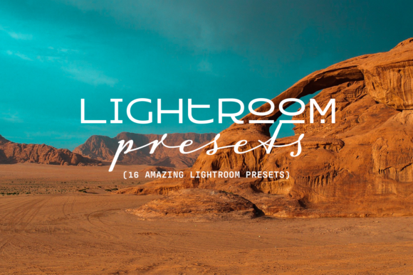 Print on Demand: 16 Adobe Lightroom Presets Graphic Actions & Presets By Simply Swapnil