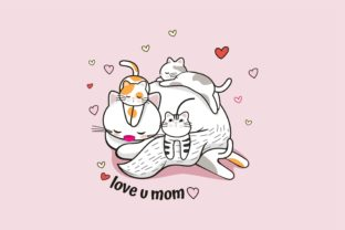 Animal Sweet Love Vector Graphic Crafts By onoborgol