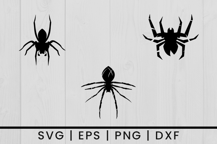 Halloween Spider Svg Free Svg Cut Files Create Your Diy Projects Using Your Cricut Explore Silhouette And More The Free Cut Files Include Svg Dxf Eps And Png Files