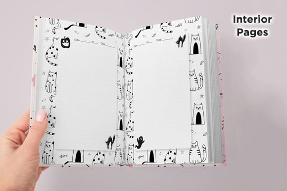 KDP Interior Halloween Dotted Pages Vol6 Graphic Download