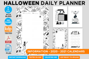 Print on Demand: KDP Interior Halloween Dotted Pages Vol8 Graphic KDP Interiors By Queen Dreams Store