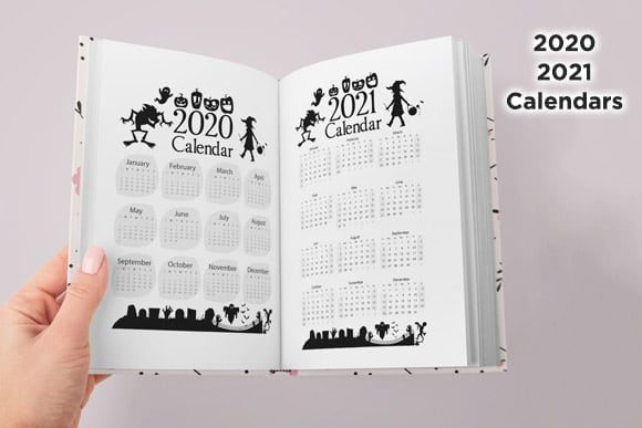 KDP Interior Halloween Dotted Pages Vol8 Graphic Design