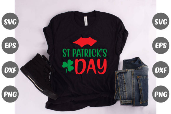 Print on Demand: St. Patrick's Day Graphic Illustrations By Design Store Bd.Net