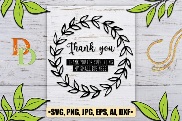Thank You Card, Tumbler Care Card Graphic Crafts By denysdigitalshop