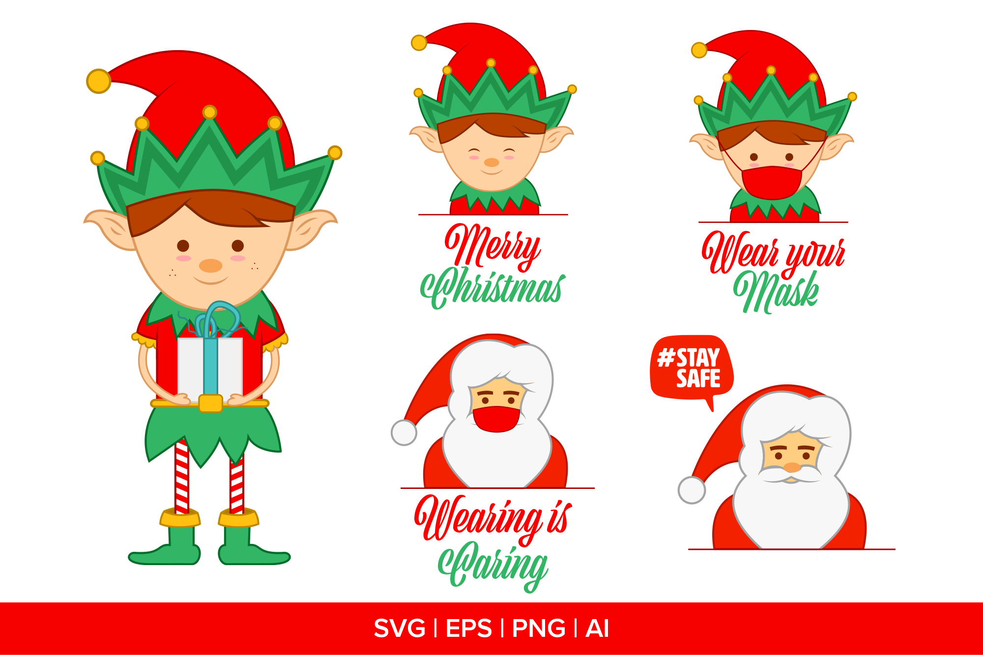 Christmas Gnome Svg Free Svg Cut Files Create Your Diy Projects Using Your Cricut Explore Silhouette And More The Free Cut Files Include Svg Dxf Eps And Png Files
