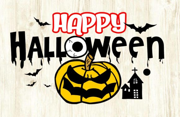 Happy Halloween Svg Free Free Svg Cut Files Create Your Diy Projects Using Your Cricut Explore Silhouette And More The Free Cut Files Include Svg Dxf Eps And Png Files