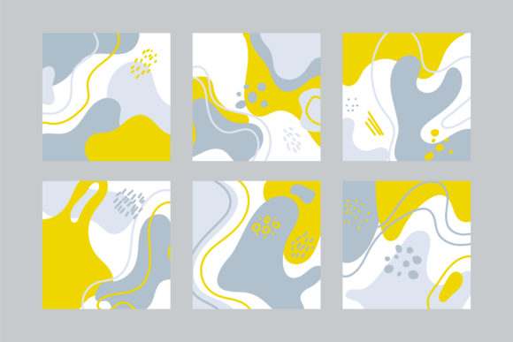 Modern Abstract Backgrounds Graphic Backgrounds By Wanida Toffy