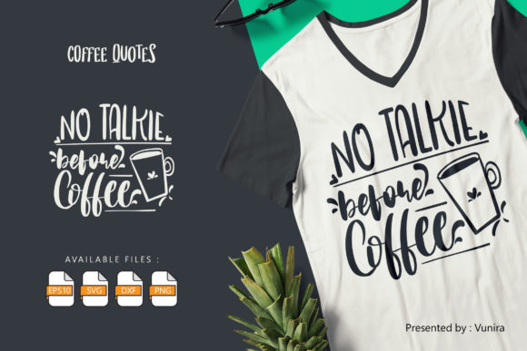10 Coffee Bundle | Lettering Quotes Graphic Graphic