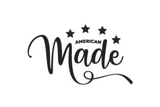 American Made Independence Day Craft Cut File By Creative Fabrica Crafts