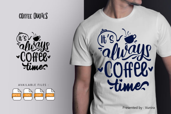 Coffee   Lettering Quotes Graphic