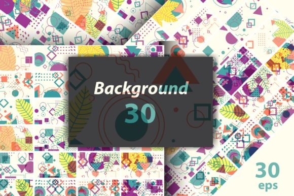 Background Abstract Geometric Graphic Backgrounds By lastroll studio