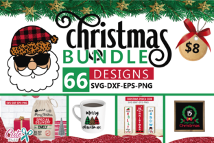 Christmas Huge Bundle Graphic Crafts By Cute files