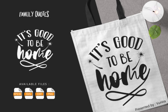 Print on Demand: Familly | Lettering Quotes Graphic Crafts By Vunira