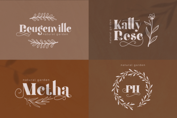 Honey Butterfly Font Preview