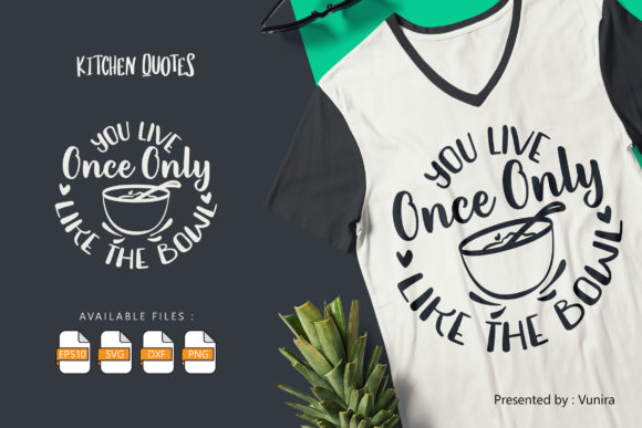 Kittchen   Lettering Quotes Graphic