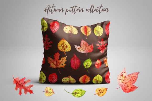 Autumn Pattern Collection Graphic Preview