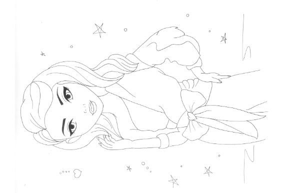 Fashion Coloring Pages Pack Graphic Coloring Pages & Books Kids By POD