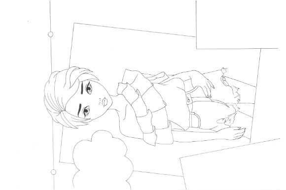 Fashion Coloring Pages Pack Graphic Preview
