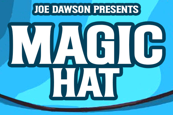 Print on Demand: Magic Hat Display Font By Joe Dawson