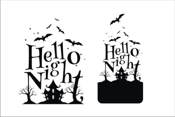 Halloween Craft Best Template Graphic Download