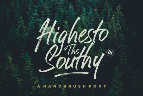 Highest the Southy Font