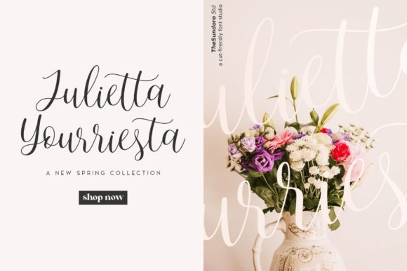 Print on Demand: Mother Vanilla Script & Handwritten Font By TheSundoro - Image 4