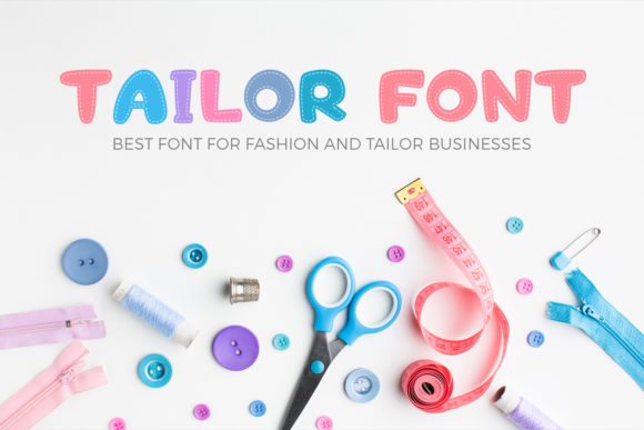 Print on Demand: Tailor Display Font By OWPictures