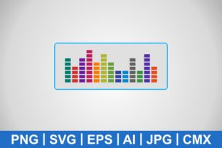 Print on Demand: Vector Sound Beats Icon Graphic Icons By IYIKON