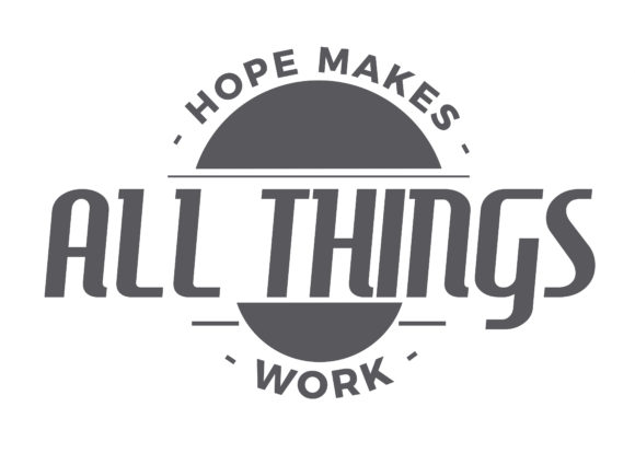 Print on Demand: Hope Makes All Things Work Graphic Illustrations By baraeiji