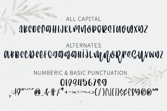 Welcome to Our Home Font Font