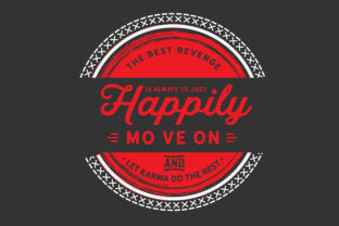 Print on Demand: Just Happily Move on Graphic Illustrations By baraeiji
