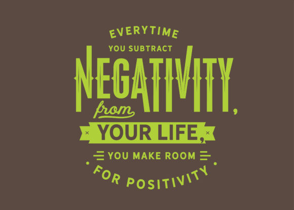 Print on Demand: Make Room for Positivity Graphic Illustrations By baraeiji